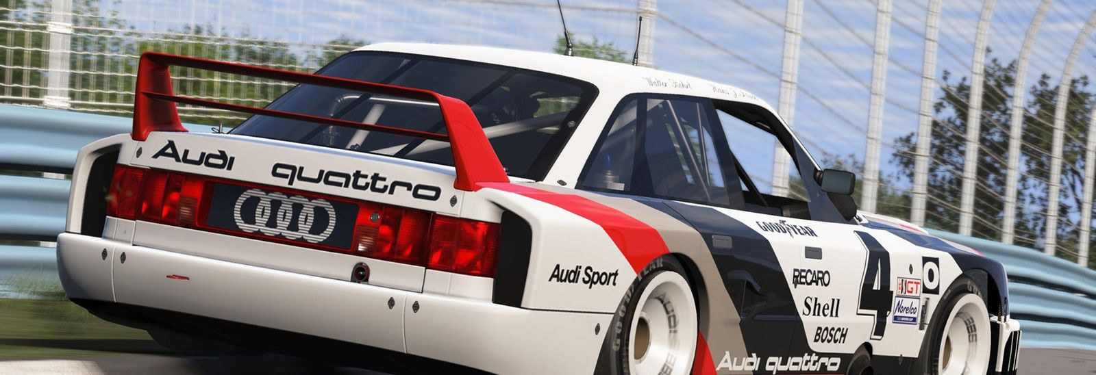 "Project CARS - ""Audi Ruapuna pack""."