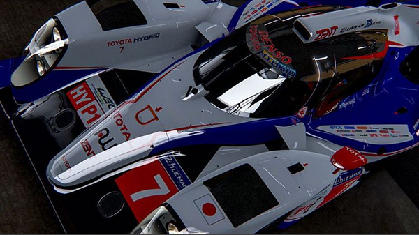 Project CARS - Toyota TS040