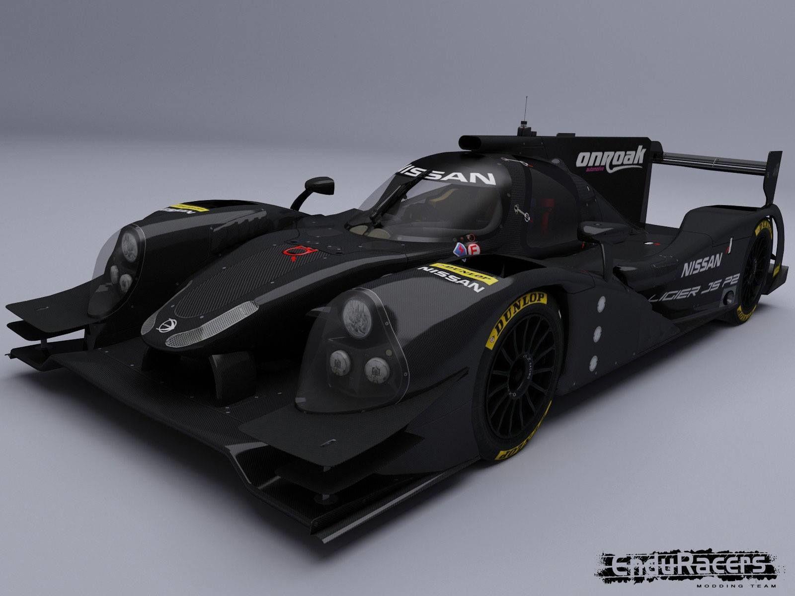 rFactor 2 - Ligier JS LMP2.