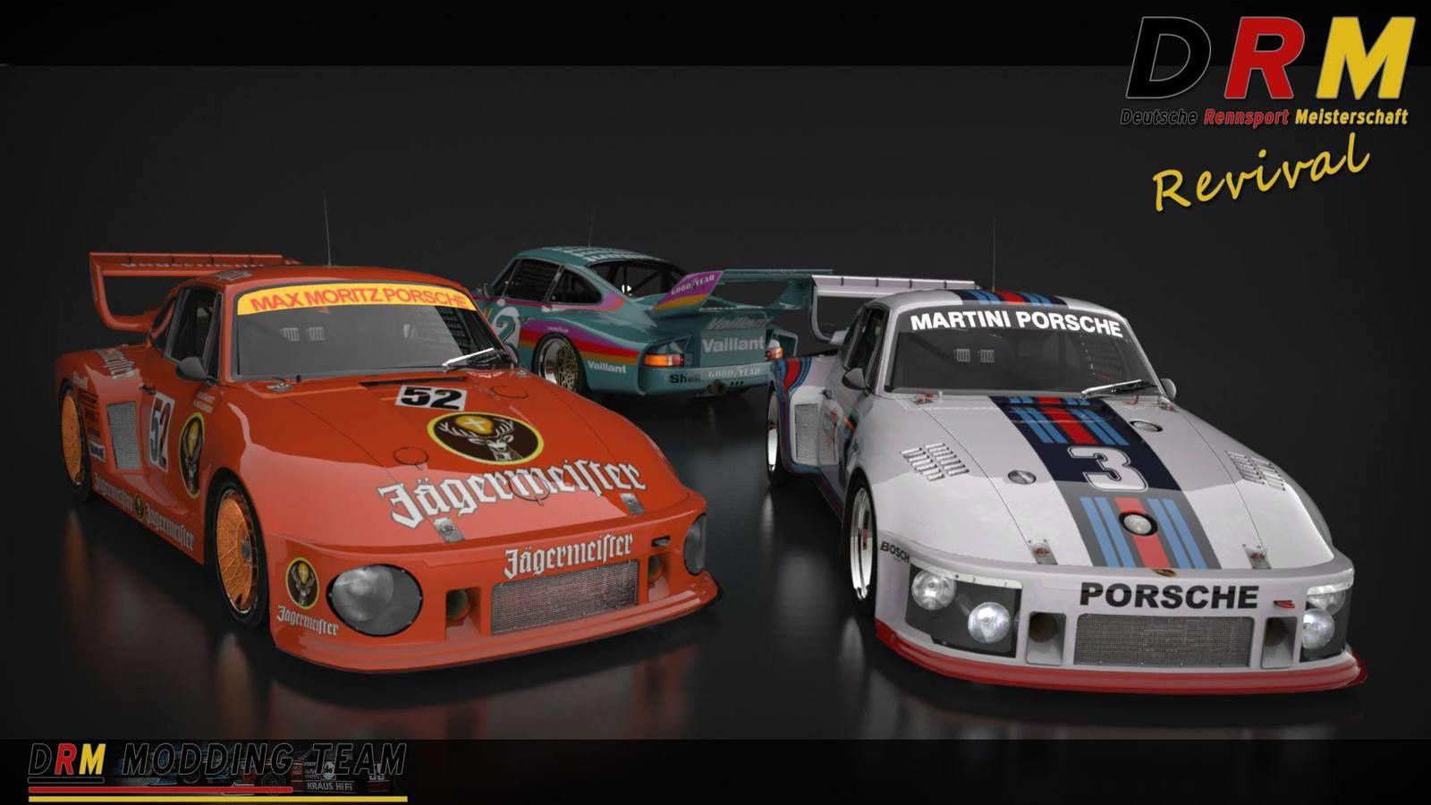 Assetto Corsa – DRM Revival Mod