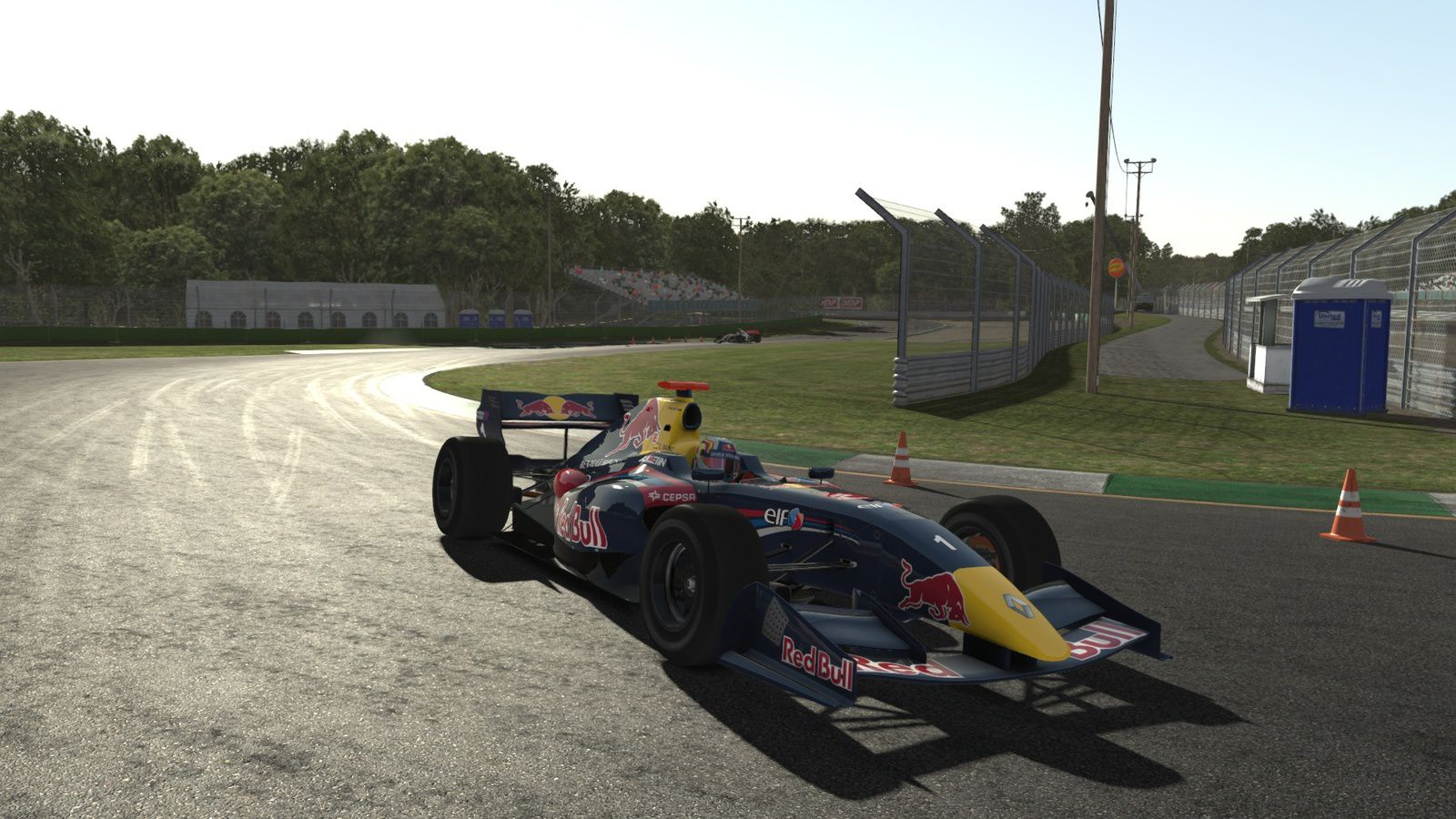 rFactor 2 circuit Mills Metropark 2.0 disponible !