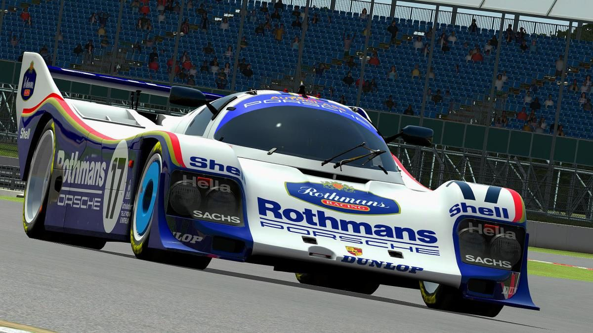 rFactor 2 Mod Group C 0.80 disponible !