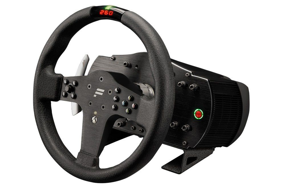 fanatec csl steering wheel p1 c 39 est fort the racing line. Black Bedroom Furniture Sets. Home Design Ideas