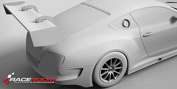 Raceroom - Bentley Continental GT3.