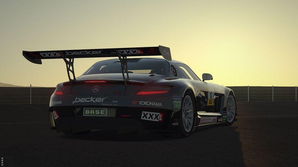 rFactor 2 - FIA GT3 par Apex Modding...