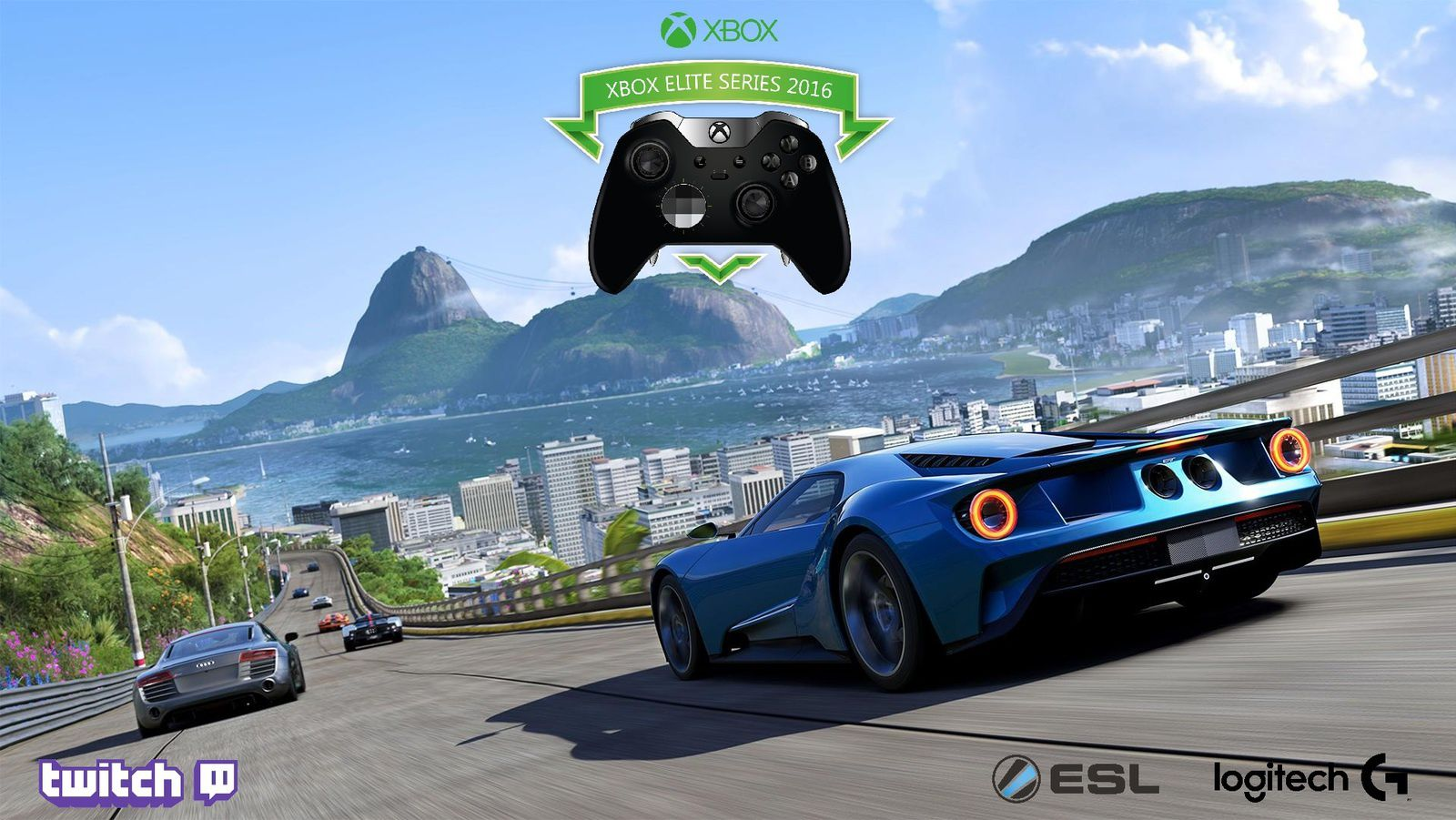 Elite Series 2016 - Forza Motorsport 6, en live!