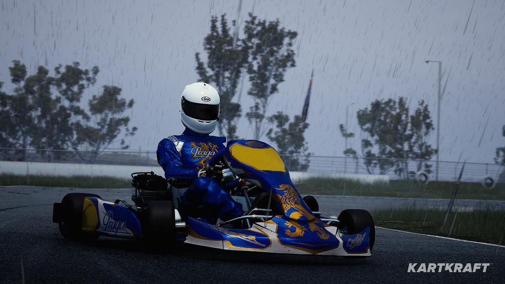De nouvelles images de KartKraft