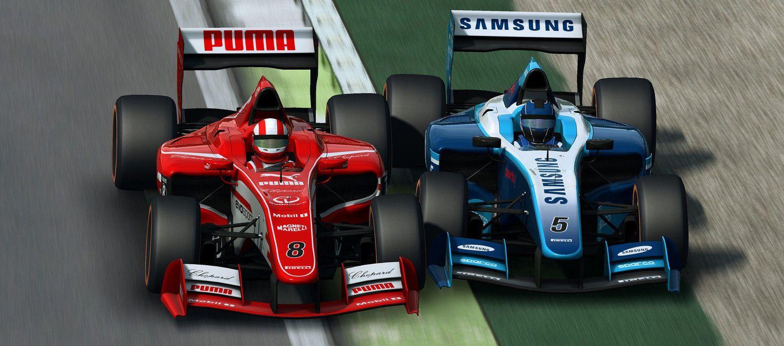 La Formula Raceroom 2 sous le sapin ?