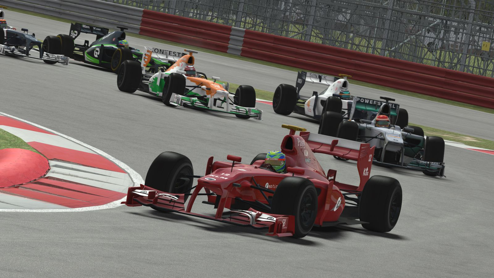 rFactor 2 : Formula ISI 1.6 disponible !