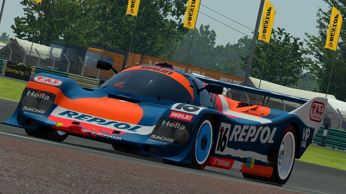 rFactor Mod Group C 0.81 disponible !