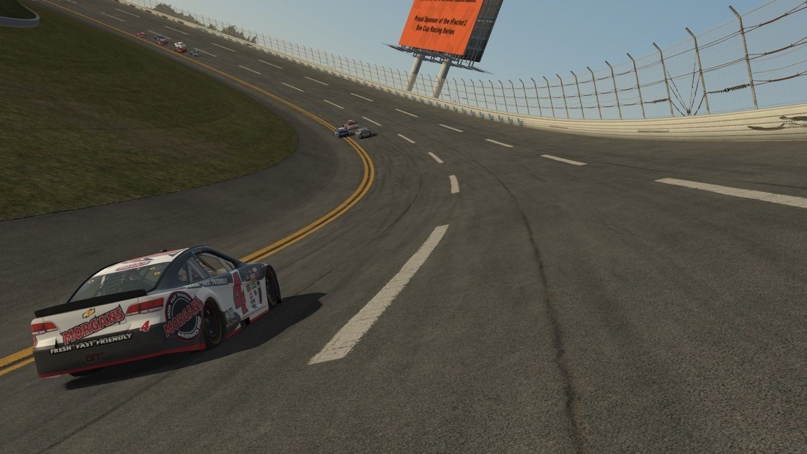 rFactor 2 circuit Alabama Speedway disponible !