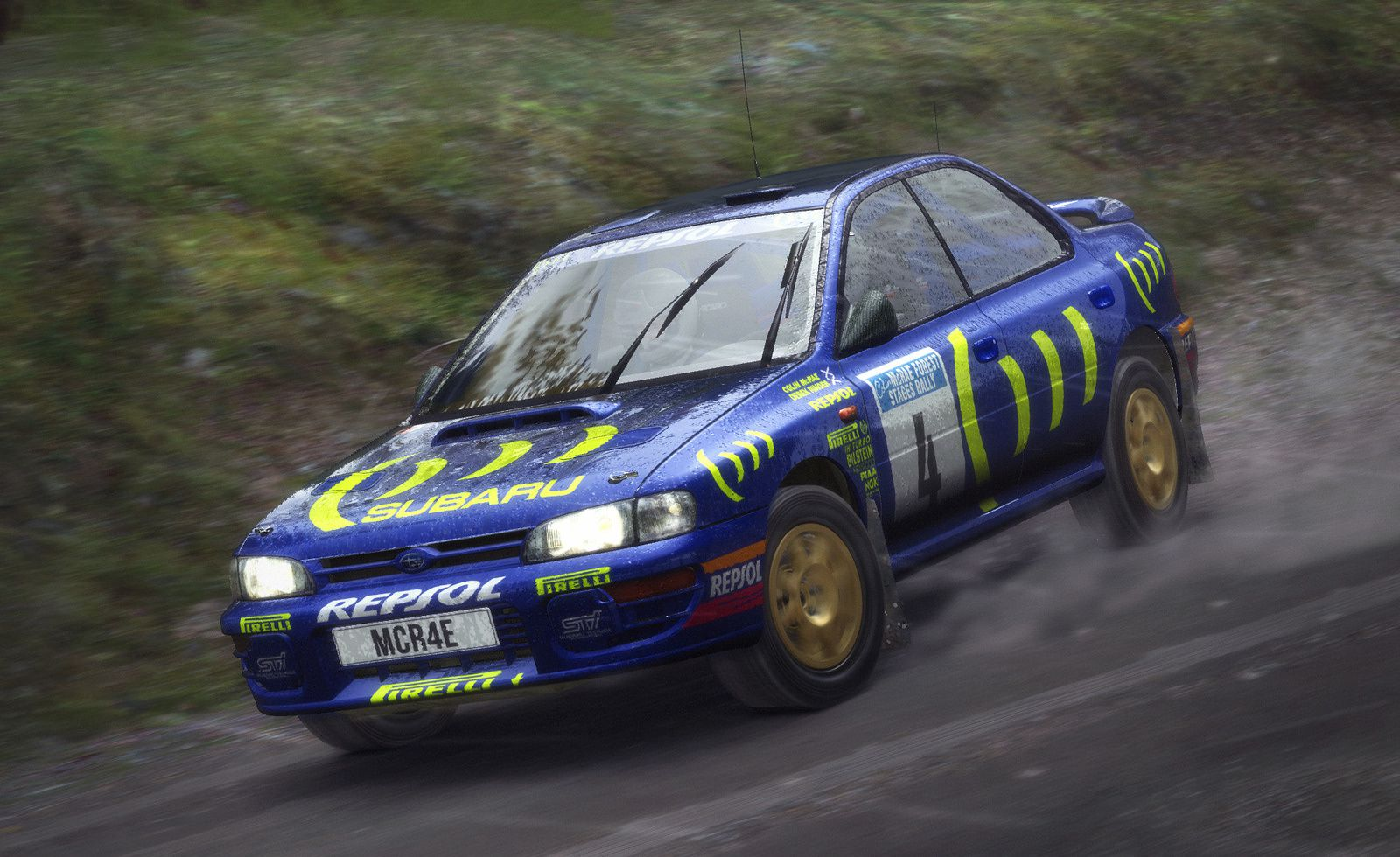 DiRT Rally, du contenu pour la version 1.3!
