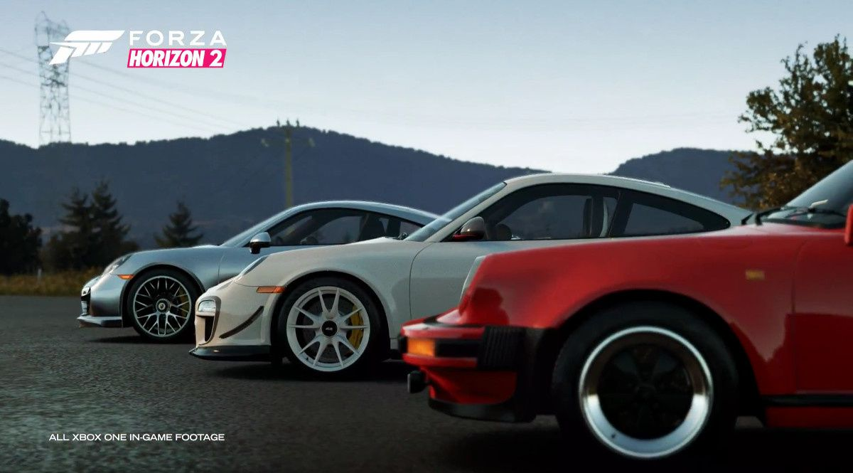 forza motorsport 6 dlc porsche infos ou intox the racing line. Black Bedroom Furniture Sets. Home Design Ideas