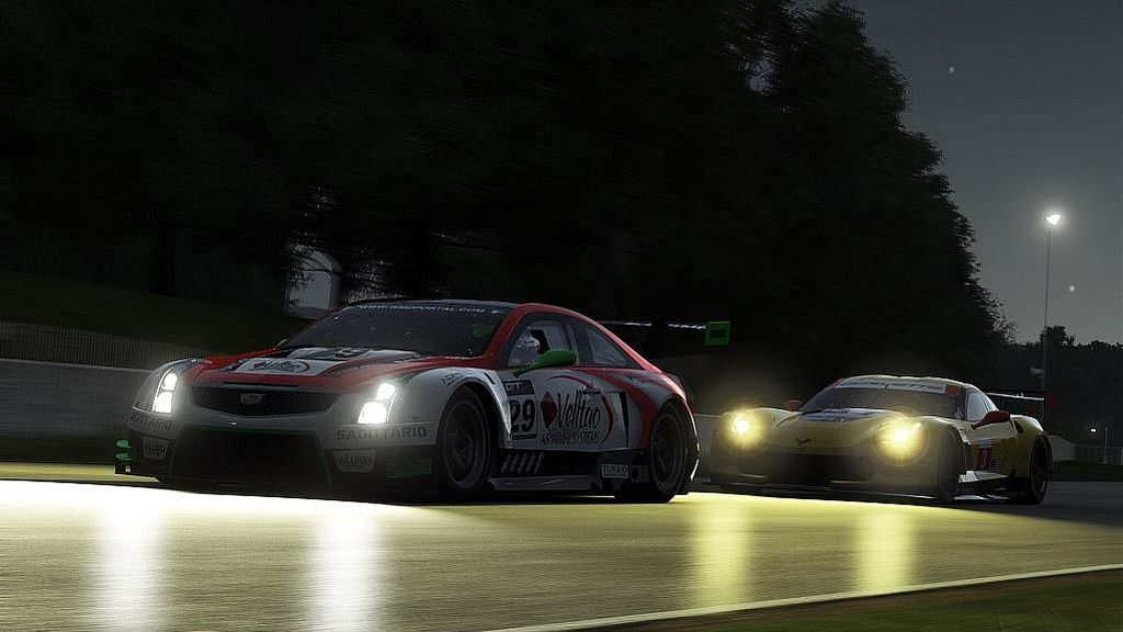 Project CARS - &quot&#x3B;Amercian Racing Muscle&quot&#x3B; DLC.