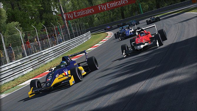 iRacing - Preview Formula 2.0 &amp&#x3B; Mercedes AMG GT3.