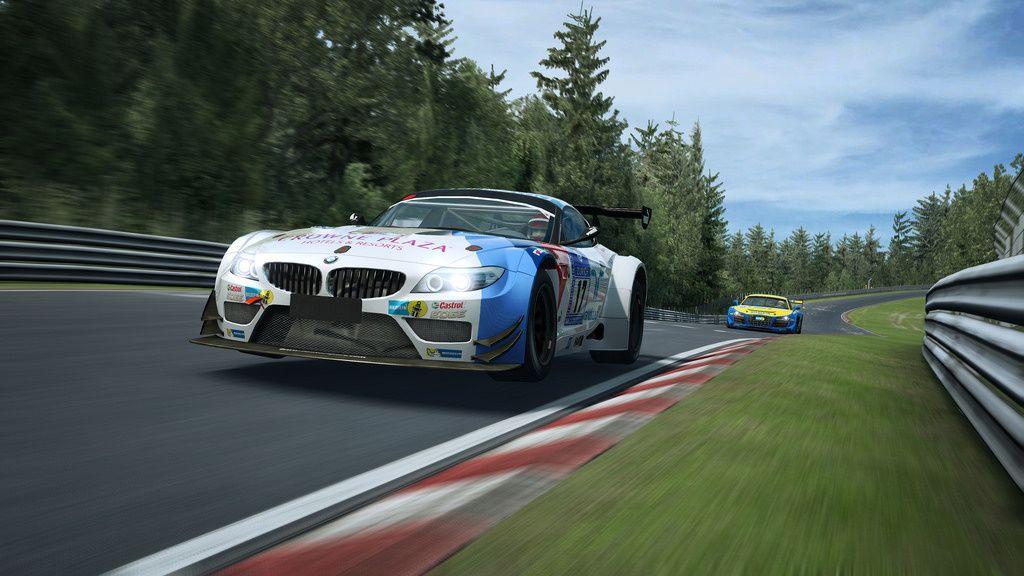 Raceroom - La Nordschleife, la prochaine update.