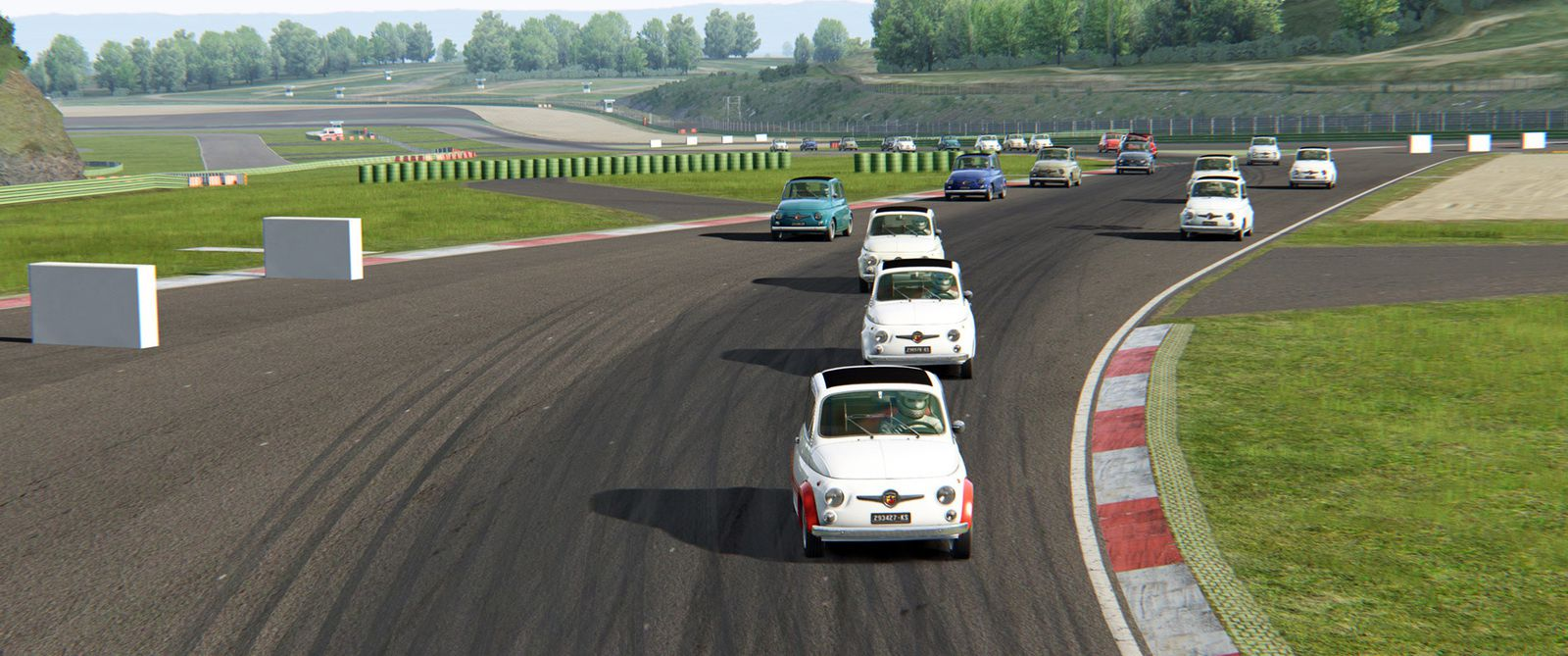 Assetto Corsa - La version 1.5 se montre en images.