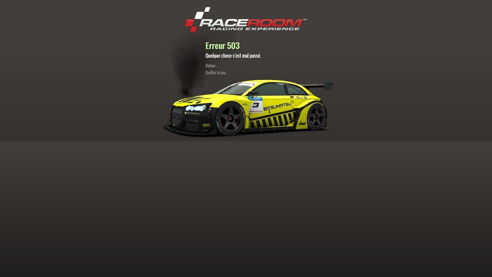 Raceroom - La panique scandinave..