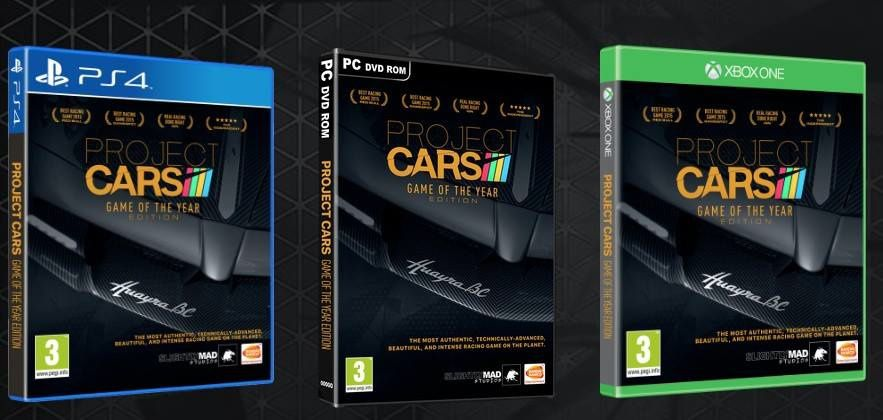 simracing actualites project cars the racing line. Black Bedroom Furniture Sets. Home Design Ideas