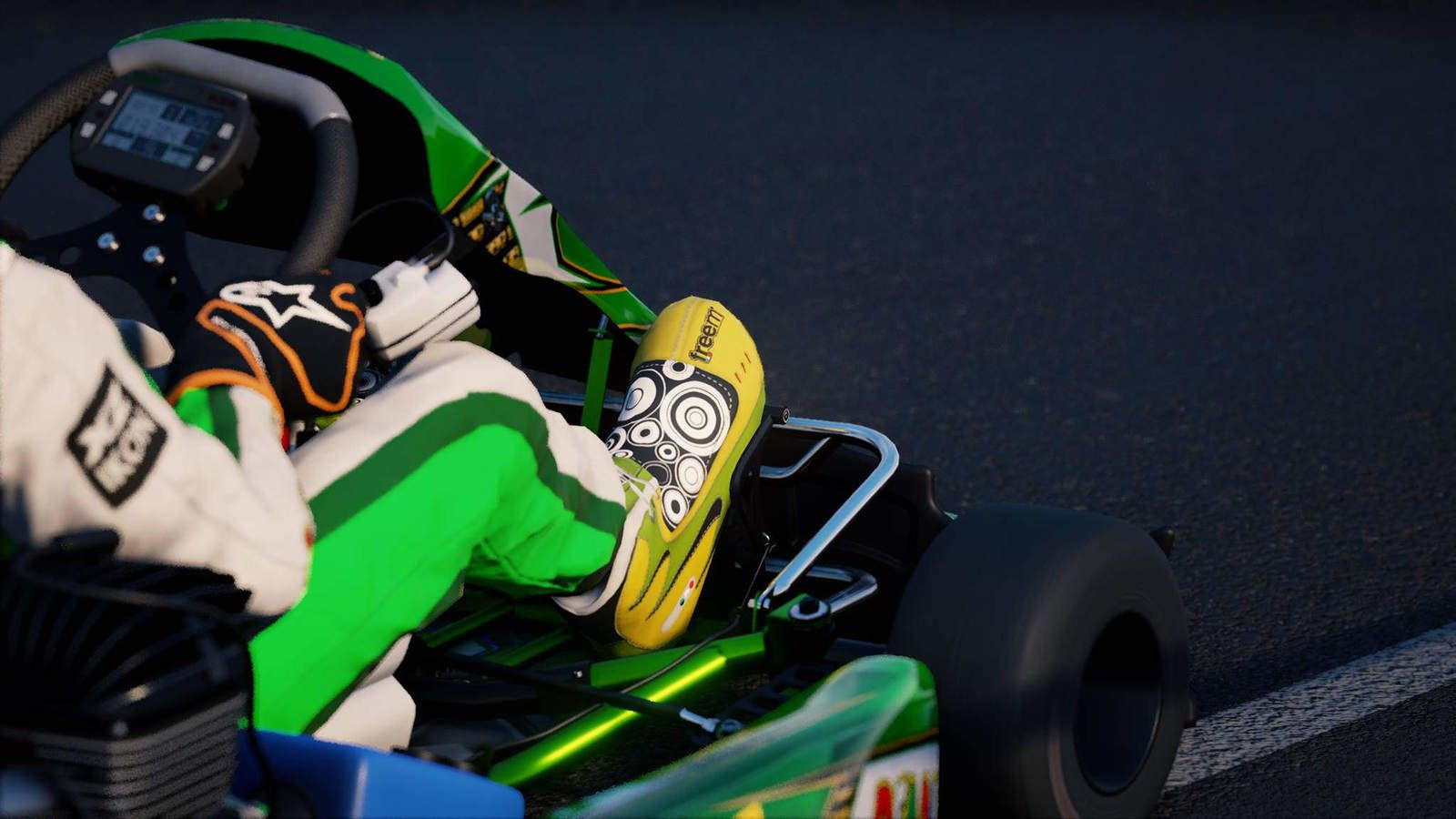 KartKraft : nouvelles images de la version Beta