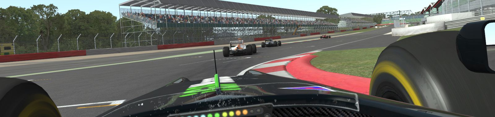 rFactor 2 Build 1084 disponible !