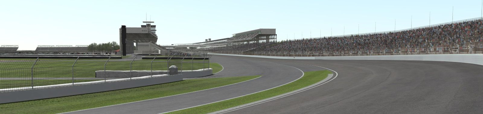 rFactor 2 : Indianapolis 1.7 disponible !