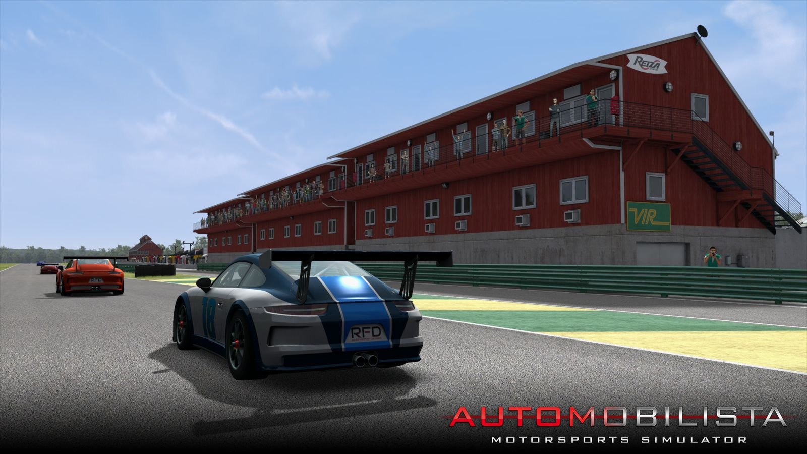 Automobilista Early Access version 0.9.3 disponible !
