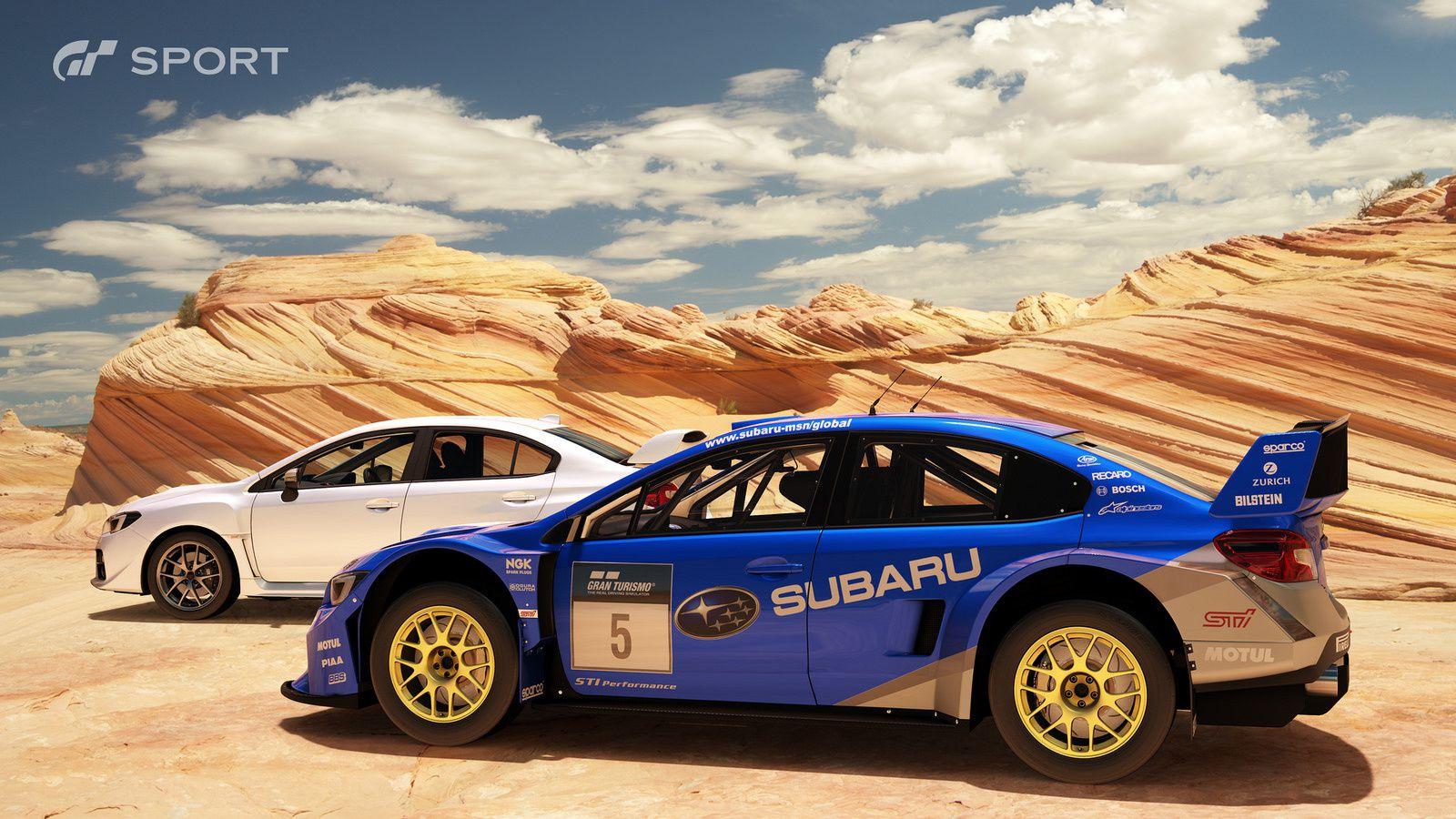 Gran Turismo Sport - C'est loin mais c'est beau !