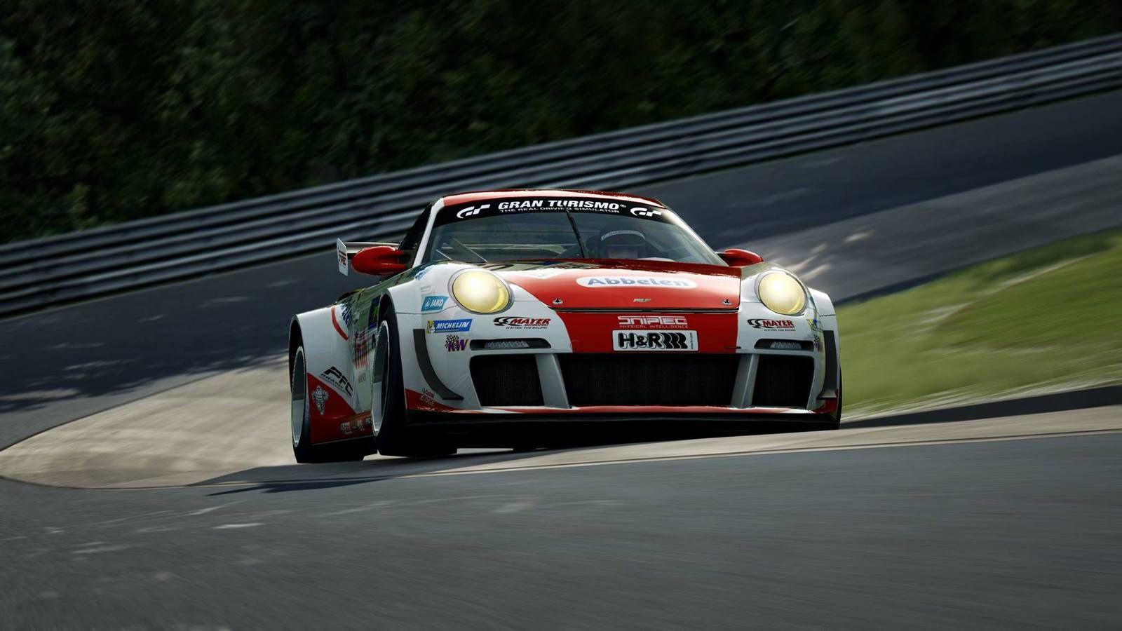 Raceroom - Update des livrées de la classe GT3