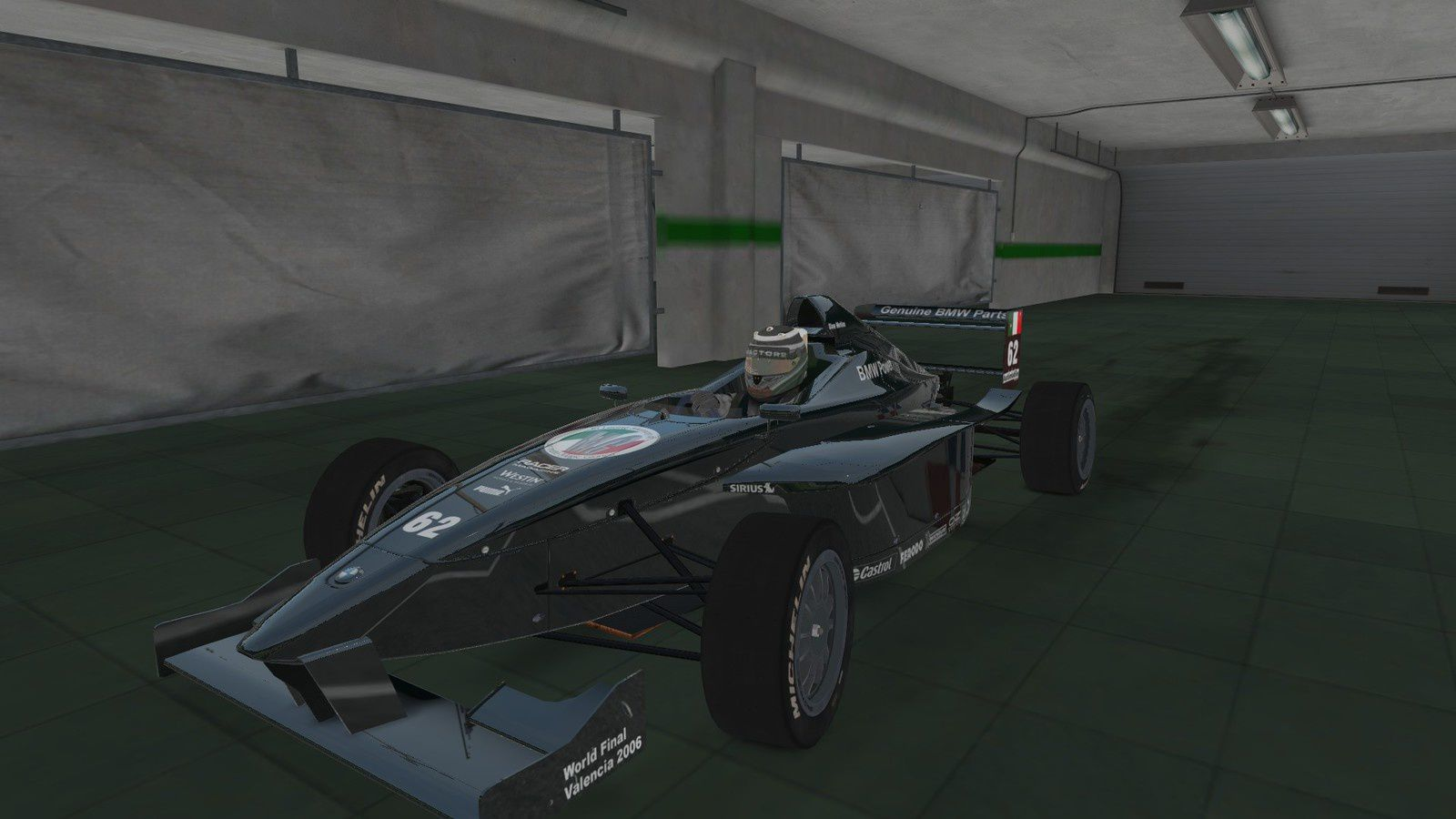 rFactor 2 Mod Formula BMW disponible !