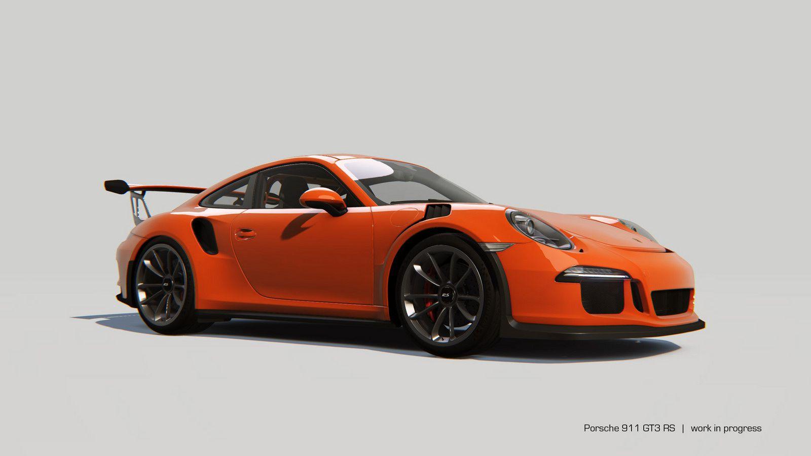Assetto Corsa : ce que contiendront les prochains Packs Porsche !