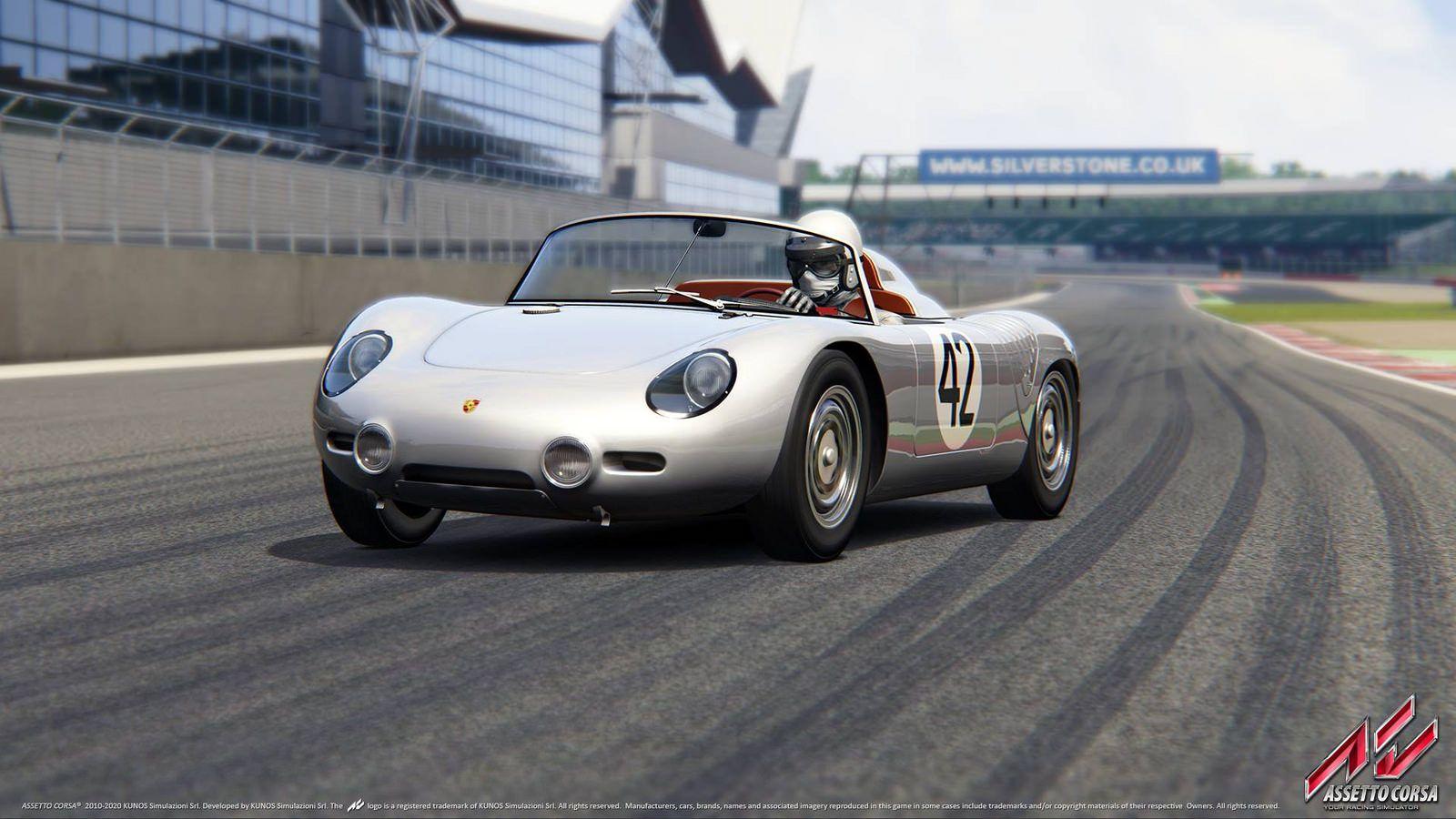 Assetto Corsa - Nouvelles images du second &quot&#x3B;Pack Porsche&quot&#x3B;