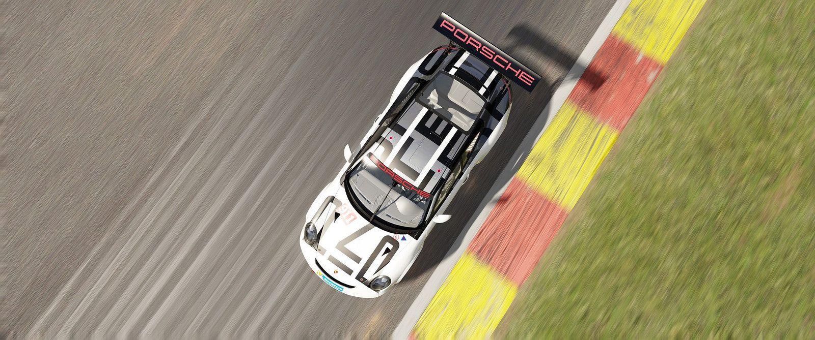 Assetto Corsa - Contenu du troisième pack Porsche