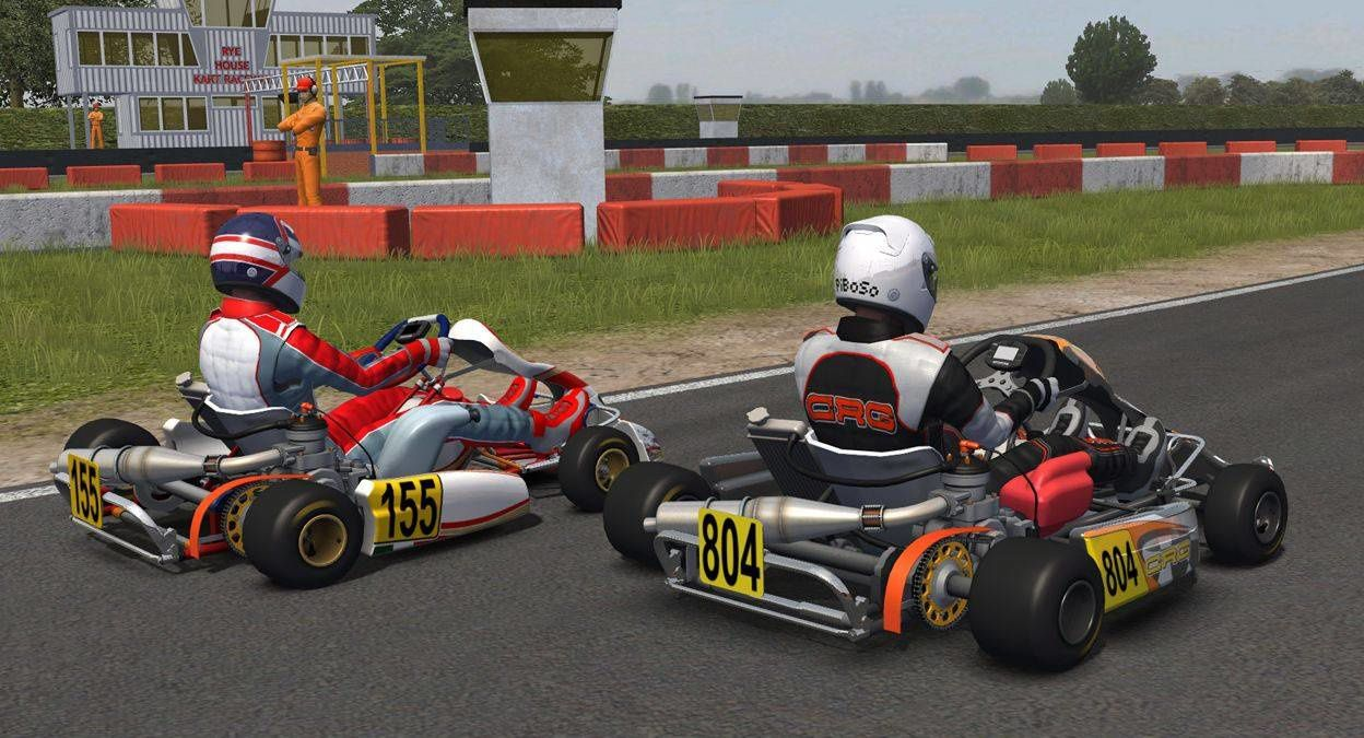 Kart Racing Pro Beta 16 disponible !