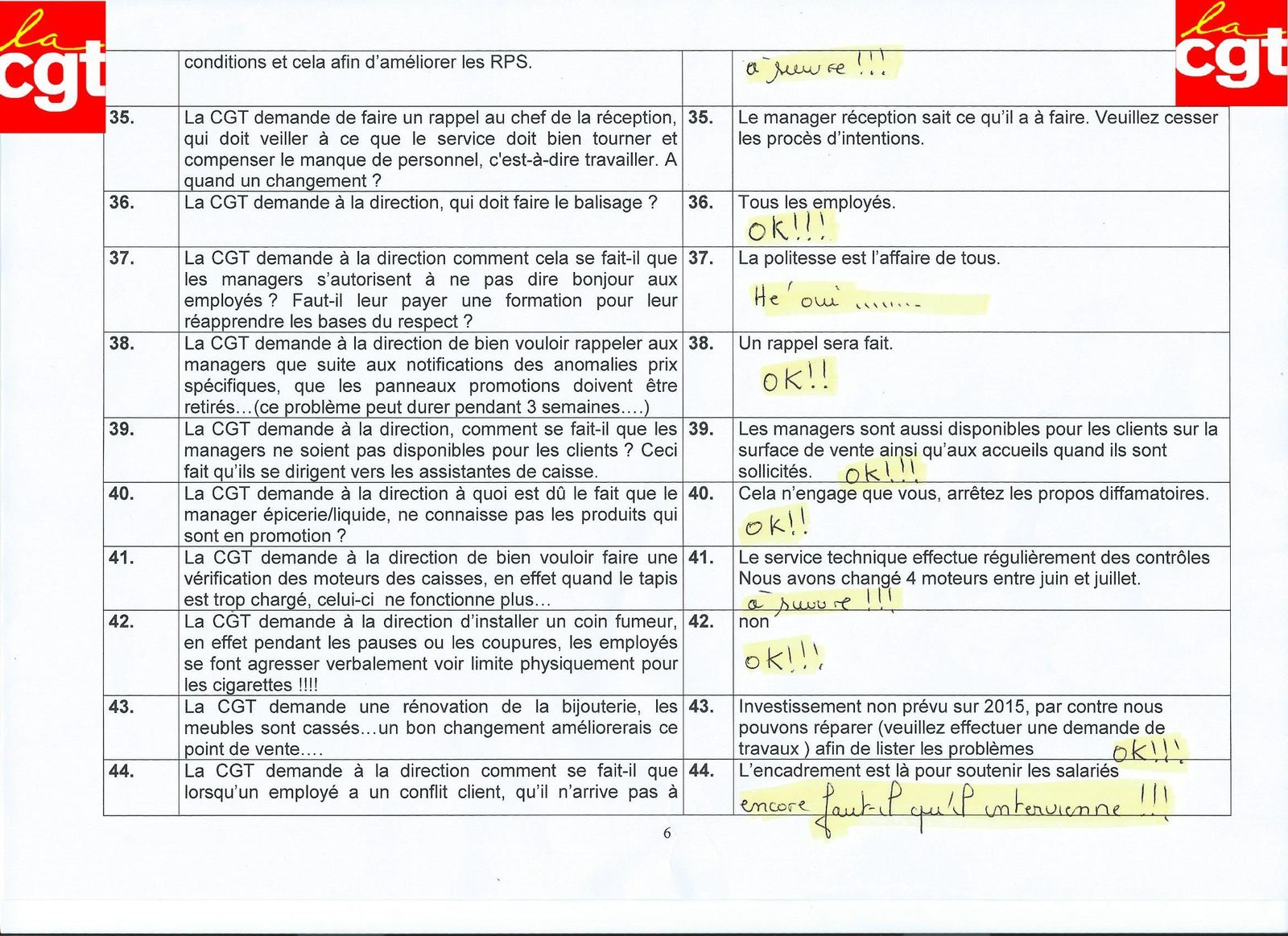 Questions DP 31 aout 2015