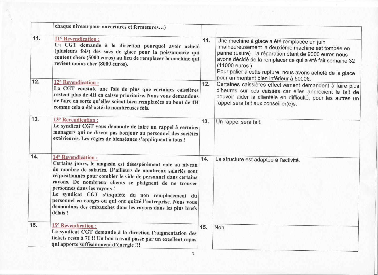 Questions DP 17 Aout 2016