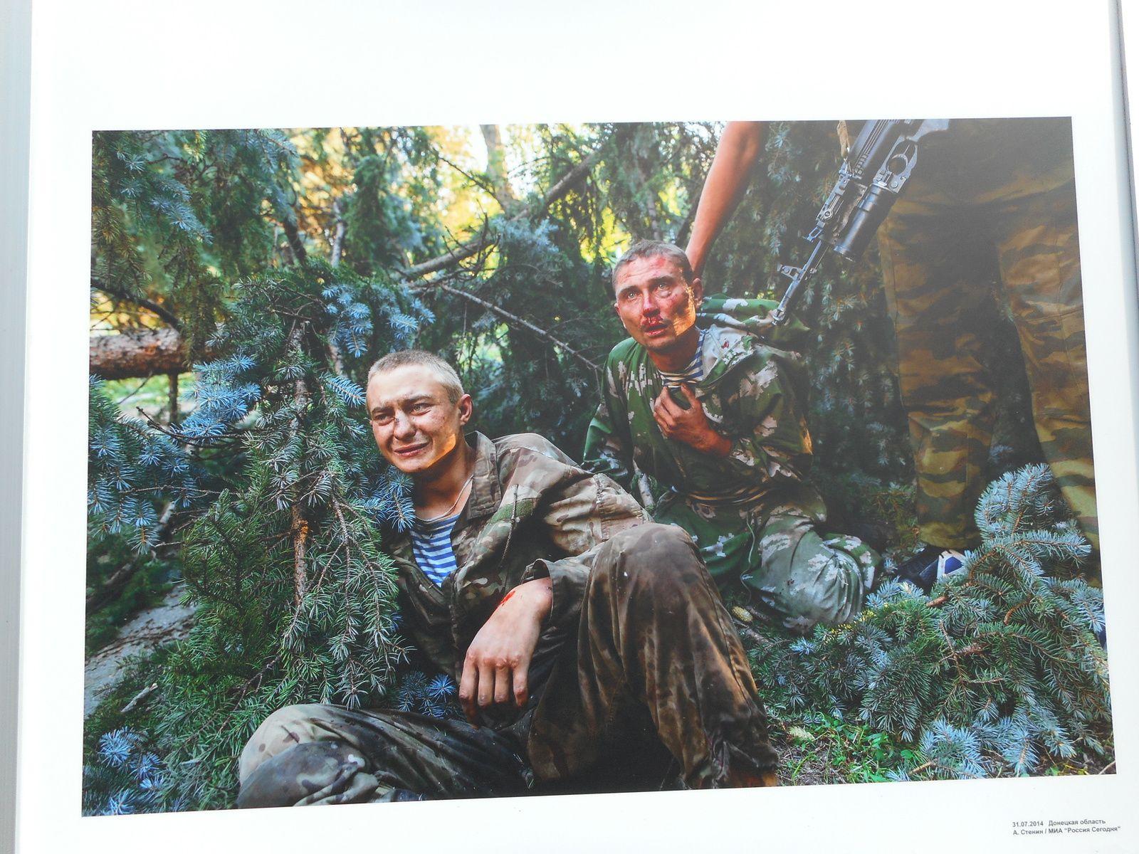 quelques photos d'Ukraine d'Andréi Stenine