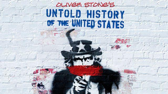 Document d'Oliver Stone en 10 épisodes diffusé depuis le 10 novembre sur pervyi kanal.