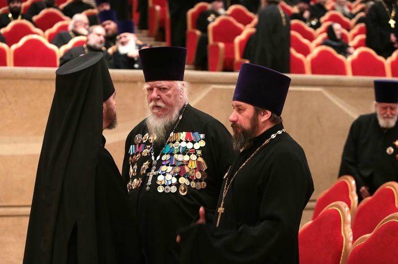 l'église orthodoxe russe reflet de la Russie actuelle ?