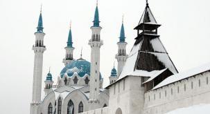 Kazan, une capitale à deux têtes...Le Tatarstan, république musulmane à 750 km de Moscou.