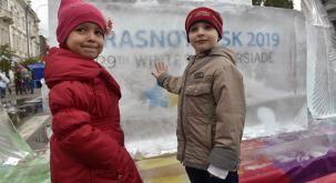 Krasnoiarsk, le centre de la Russie.