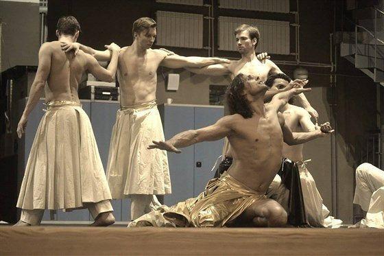 Phèdre, Thésée, Hippolyte....et les garçons.