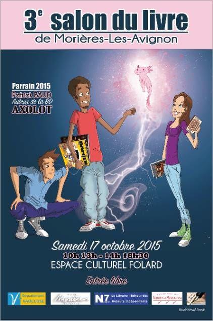 samedi 17 octobre à Morières-les-Avignon