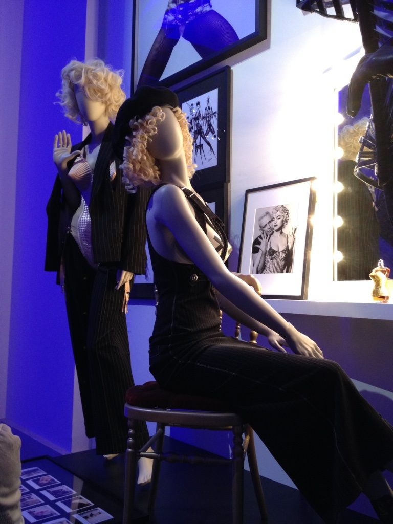Jean Paul Gaultier, l'expo