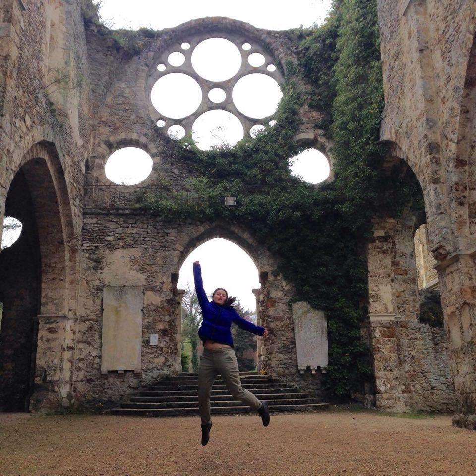 InstaMeet #1 - Abbaye des Vaux de Cernay