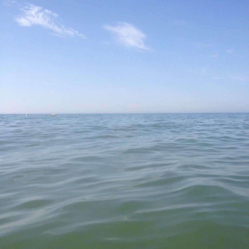 Week-end en bref #7 [ mer et fondue ]