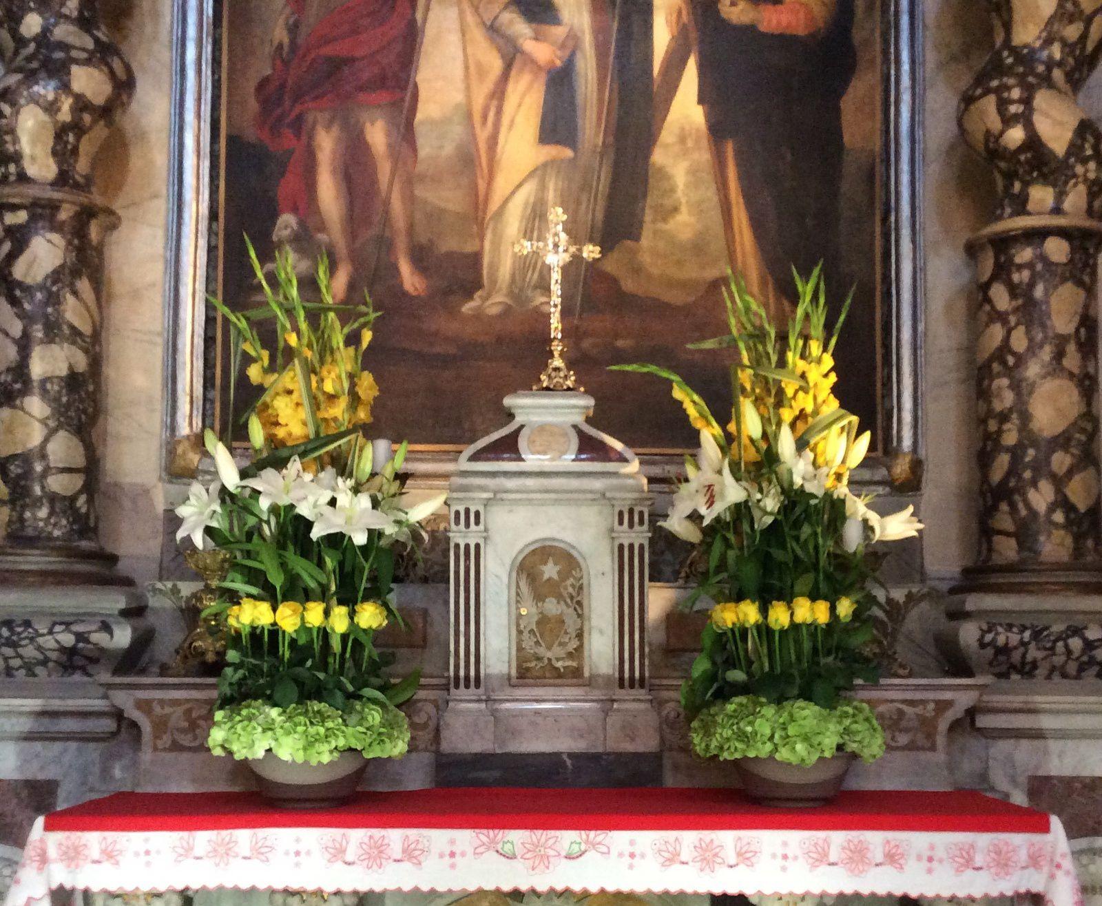 La Sainte Fleur - Nice 26/09/15