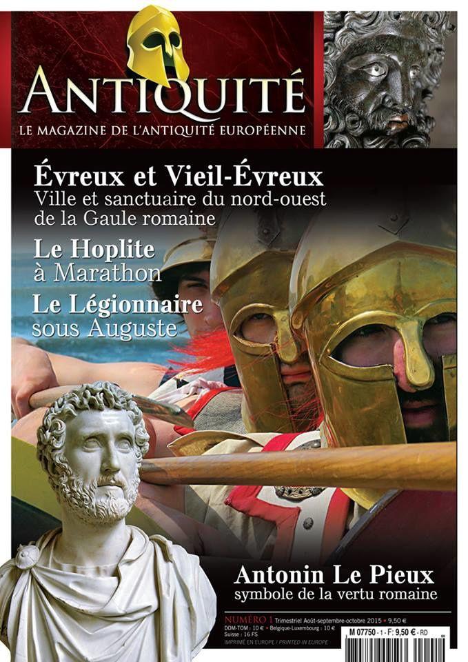 Nouveau magazine &quot&#x3B; Antiquité&quot&#x3B;