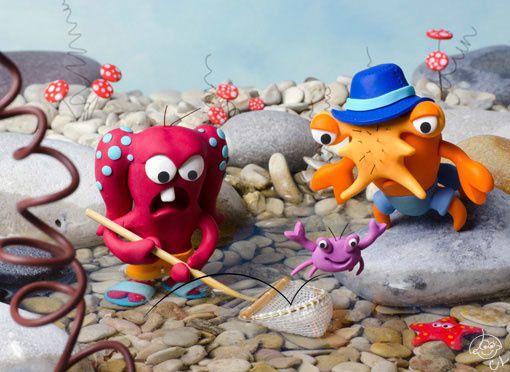 La pêche aux crabes
