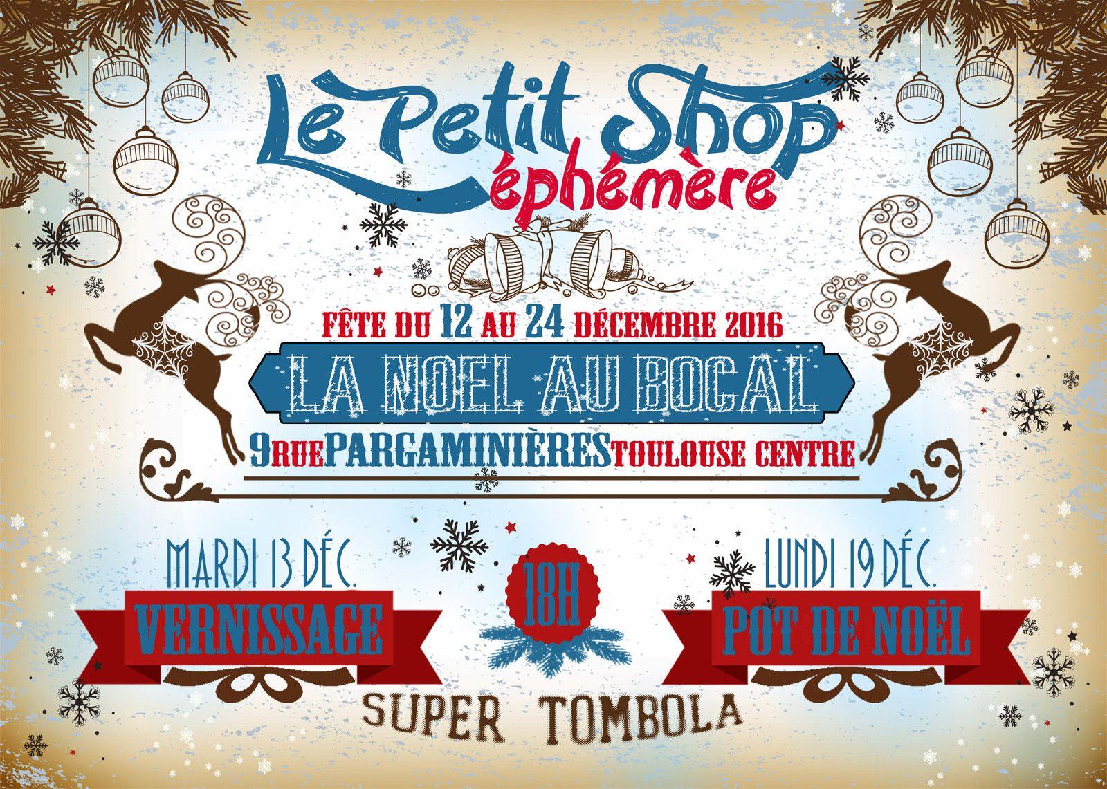 Le Petit Shop Ephémère